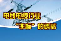 """电线电缆行业""""非标""""的诱惑"""